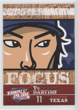 2012 Panini Triple Play #262 - Yu Darvish
