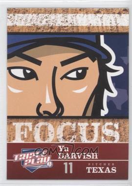 2012 Panini Triple Play #262 - Yu Darvish