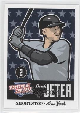 2012 Panini Triple Play #57 - Derek Jeter