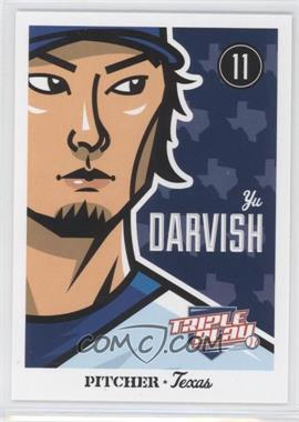 2012 Panini Triple Play #84 - Yu Darvish