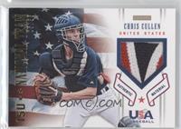Chris Cullen /35