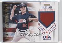 Cole Sands /35