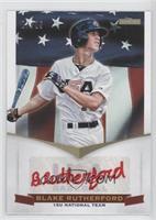 Blake Rutherford /25