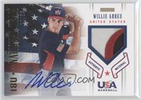 Willie Abreu /35