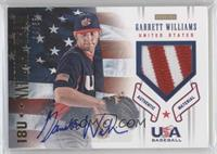 Garrett Williams /35