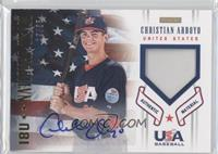 Christian Arroyo /35
