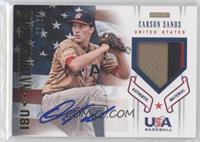 Carson Sands /35