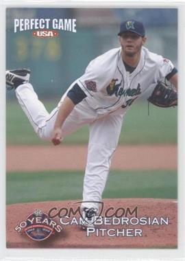 2012 Perfect Game USA Cedar Rapids Kernels - [Base] #36 - Cam Bedrosian