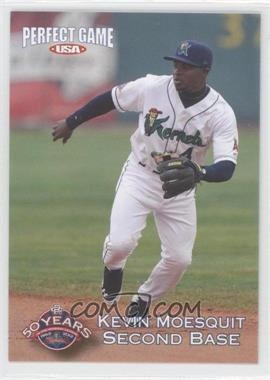 2012 Perfect Game USA Cedar Rapids Kernels - [Base] #N/A - Kevin Moesquit