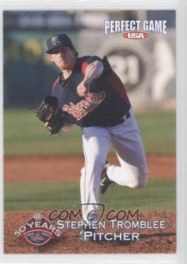 2012 Perfect Game USA Cedar Rapids Kernels #10 - Stephen Tromblee