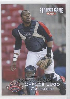 2012 Perfect Game USA Cedar Rapids Kernels #12 - Carlos Lugo