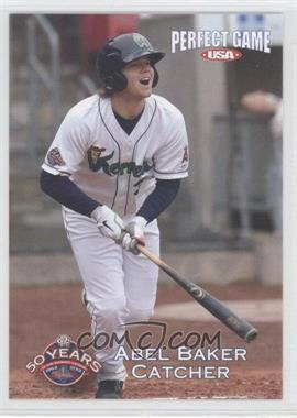 2012 Perfect Game USA Cedar Rapids Kernels #3 - Abel Baker
