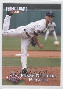 2012 Perfect Game USA Cedar Rapids Kernels #N/A - Frederic DeLoizaga-Carney
