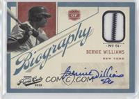 Bernie Williams /49