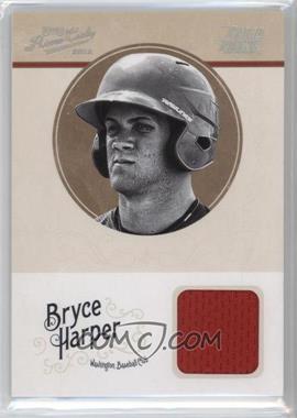 2012 Playoff Prime Cuts - [Base] - Century Silver #10 - Bryce Harper /49