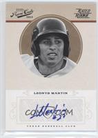 Rookie Signature - Leonys Martin /199