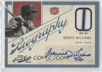 Bernie Williams /49