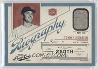 Tommy Henrich /49