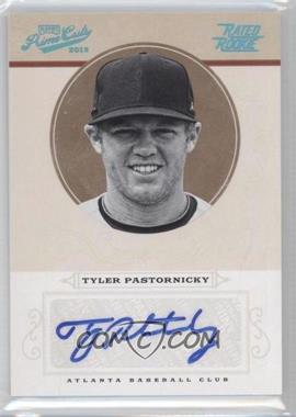 2012 Playoff Prime Cuts Century Platinum Signatures [Autographed] #95 - Tyler Pastornicky /5
