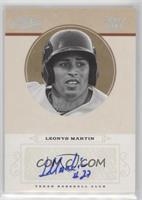 Leonys Martin /25