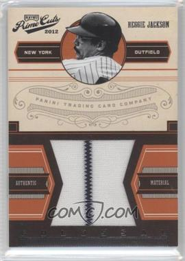 2012 Playoff Prime Cuts Colossal #20 - Reggie Jackson /49