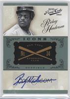 Rickey Henderson /10