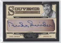 Duke Snider /49
