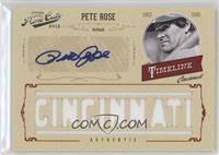 Pete Rose /10