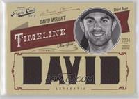 David Wright /25