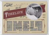 Mel Ott, New York Giants /15
