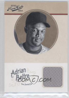 2012 Playoff Prime Cuts #2 - Adrian Beltre /99