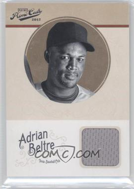 2012 Playoff Prime Cuts #2 - Adrian Beltre /99
