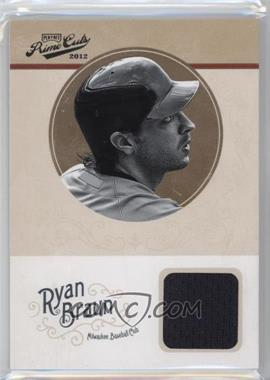 2012 Playoff Prime Cuts #43 - Ryan Braun /99