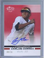 Carlos Correa /10
