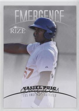 2012 Rize - Emergence #EM-15 - Yasiel Puig
