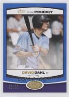 David Dahl /25