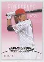 Carlos Correa /200