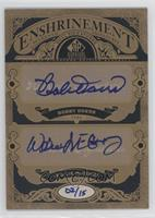 Bobby Doerr, Willie McCovey /15