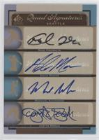 Nick Franklin, Adam Moore, Michael Saunders, Justin Smoak