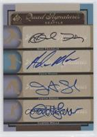 Nick Franklin, Adam Moore, Justin Smoak, Casper Wells