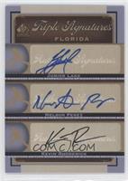 Kevin Rhomberg, Kevin Rhoderick, Nelson Perez, Kevin Rhoads