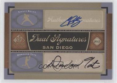 2012 SP Signature Edition #SD11 - [Missing]