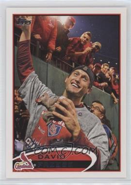 2012 Topps - [Base] #273.2 - David Freese (Rally Squirrel)