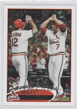 2012 Topps - [Base] #320 - Matt Holliday
