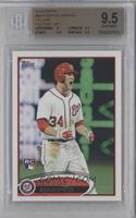 Bryce Harper (White Jersey, Excited) [BGS 9.5]
