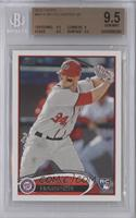 Bryce Harper (Batting, #34 showing) [BGS 9.5]