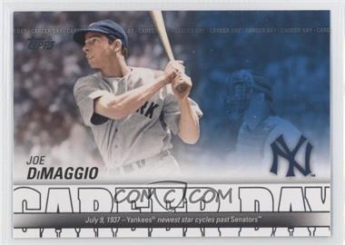 2012 Topps - Career Day #CD-6 - Joe DiMaggio