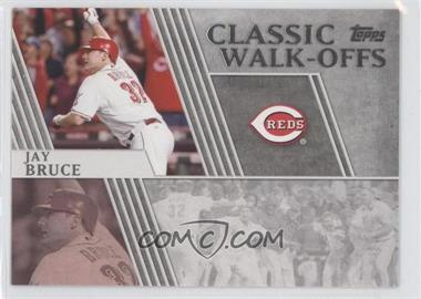 2012 Topps - Classic Walk-Offs #CW-5 - Jay Bruce