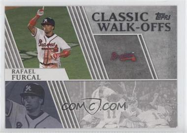 2012 Topps - Classic Walk-Offs #CW-9 - Rafael Furcal