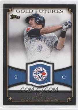2012 Topps - Gold Futures #GF-12 - J.P. Arencibia